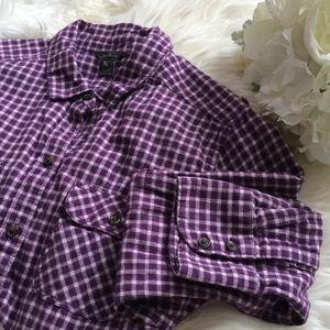 Eddie Bauer Women's Stine's Favorite Flannel Shirt